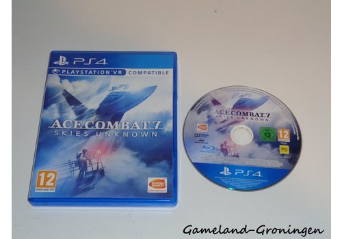 Ace Combat 7 Skies Unknown (Complete)