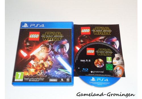 Lego Star Wars The Force Awakenings (Complete)