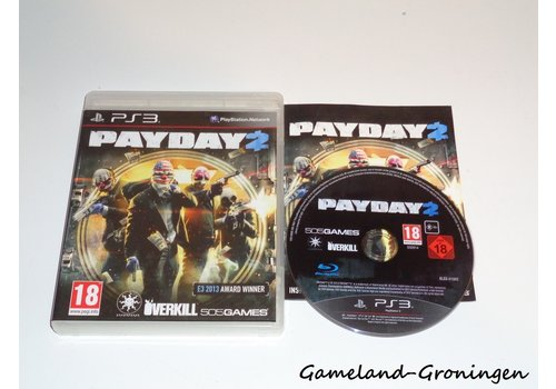 Payday 2 (Compleet)