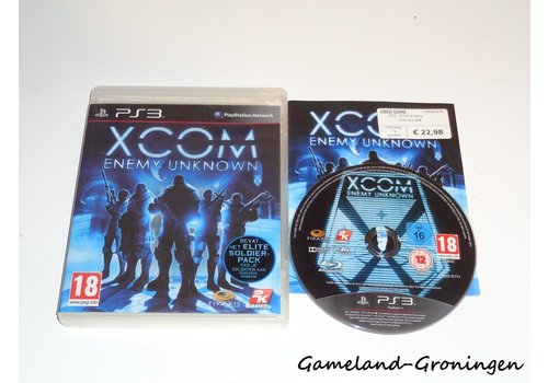Xcom Enemy Unknown (Compleet)