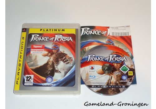 Prince of Persia (Compleet, Platinum)