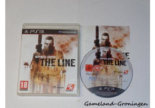 Spec Ops The Line (Compleet)