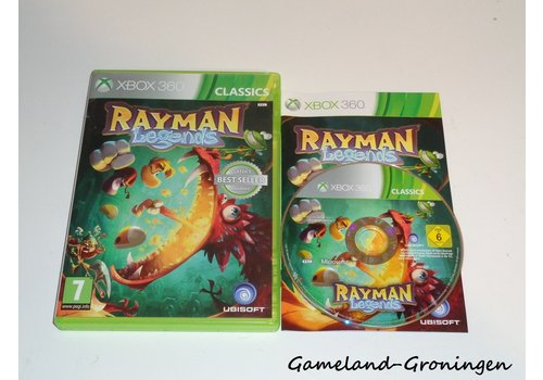 Rayman Legends (Compleet, Classics)