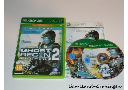 Tom Clancy's Ghost Recon Advanced Warfighter 2 Legacy Edition (Complete, Classics)