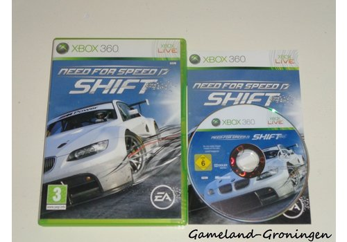 Need for Speed Shift (Complete)