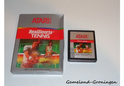 RealSports Tennis (Boxed)