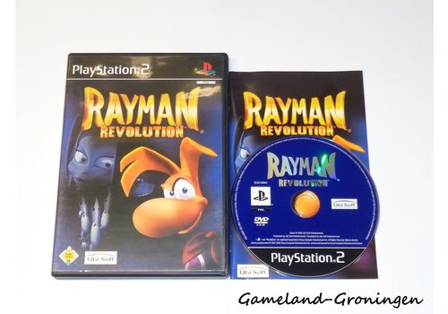 Rayman Revolution (Compleet)