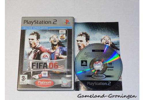 FIFA 06 (Complete, Platinum)