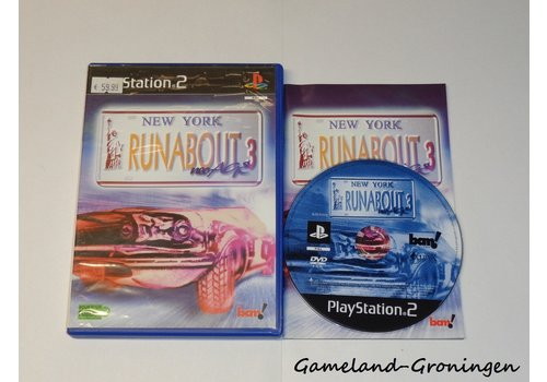 Runabout 3 Neo Age (Compleet)