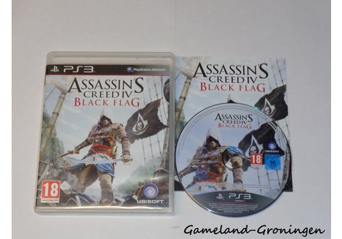 Assassin's Creed IV Black Flag (Compleet)