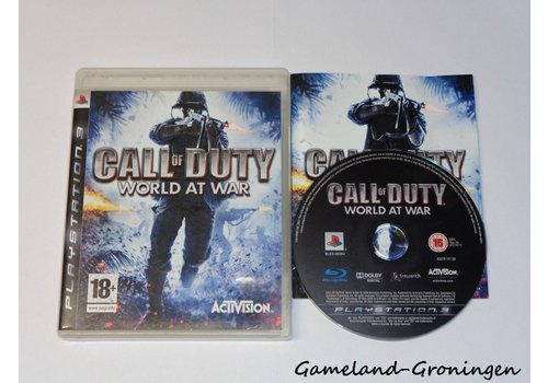 Call of Duty World At War (Compleet)