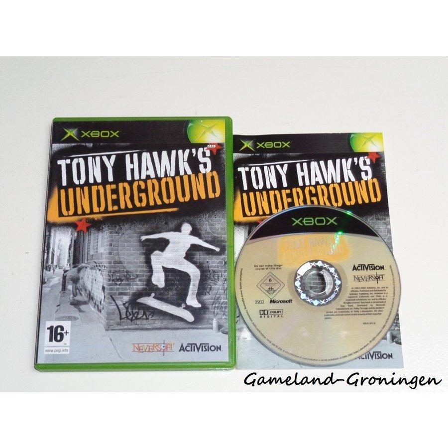 Tony Hawk's Underground (Complete)