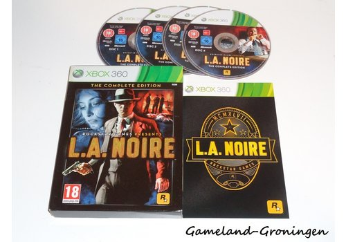 L.A. Noire The Complete Edition (Compleet)