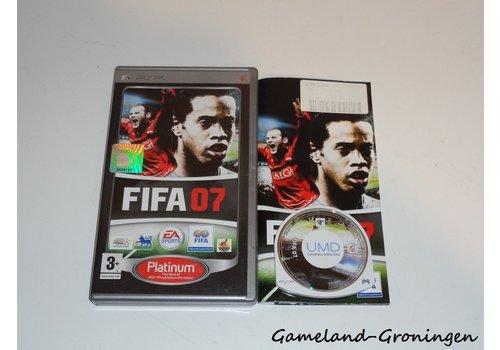 FIFA 07 (Compleet, Platinum)