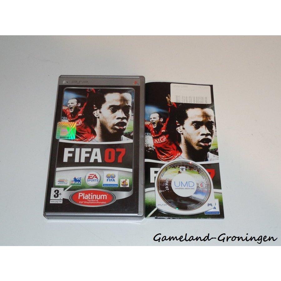 FIFA 07 (Complete, Platinum)