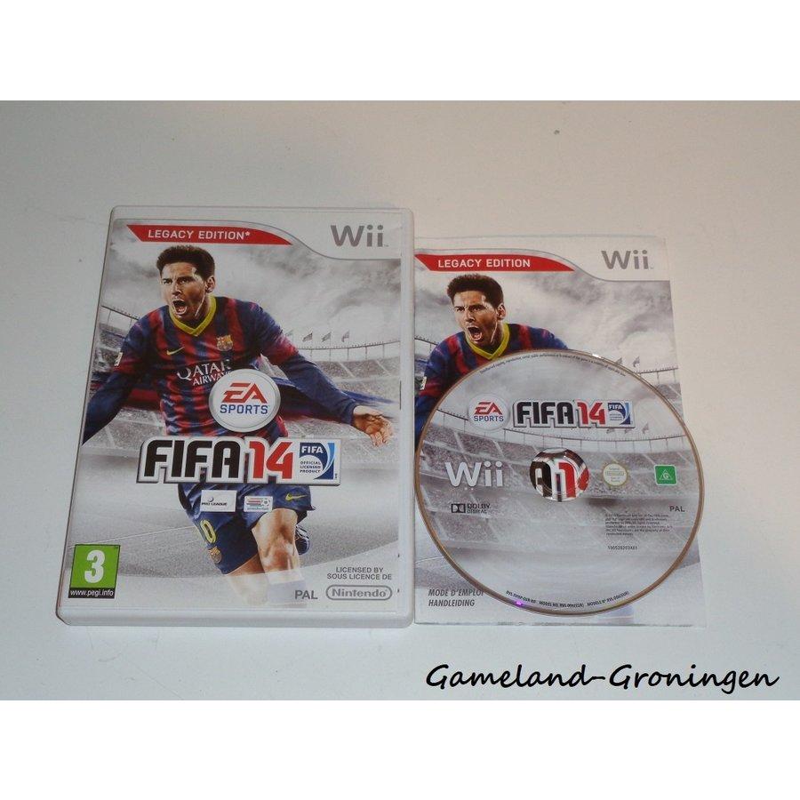 FIFA 14 (Complete, FAH)