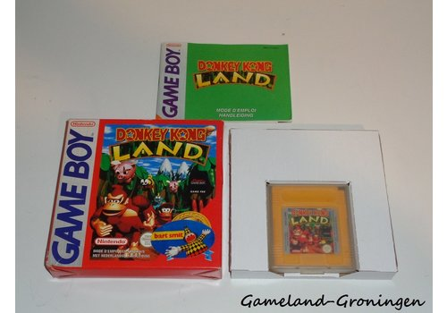 Donkey Kong Land (Complete, Classics, NFAH)