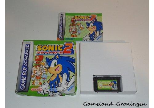Sonic Advance 2 (Compleet, FAH)