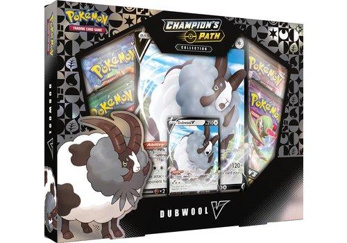 Pokémon TCG - Champion's Path Dubwool V Box