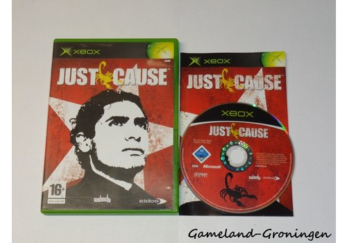 Just Cause (Compleet)