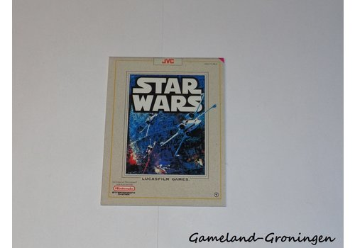 Star Wars (Handleiding, FRA)