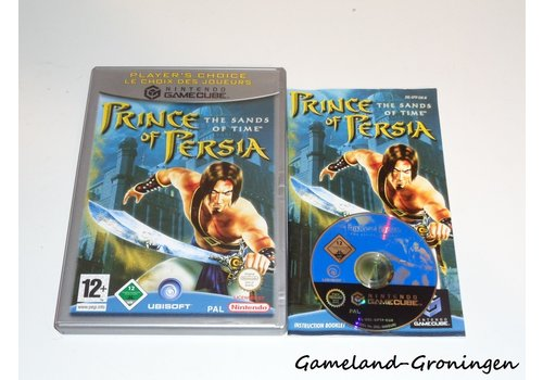 Prince of Persia Sands of Time (Compleet, Player's Choice, EUR)