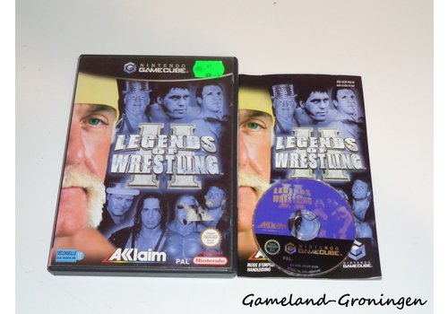 Legends of Wrestling II (Complete, FAH)
