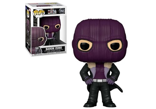 The Falcon and the Winter Soldier POP! - Baron Zemo