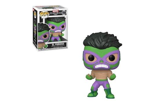 Marvel Lucha Libre POP! - The Hulk