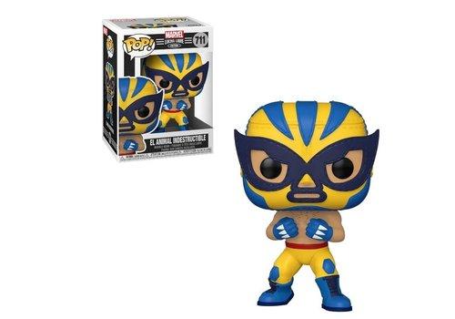 Marvel Lucha Libre POP! - Wolverine