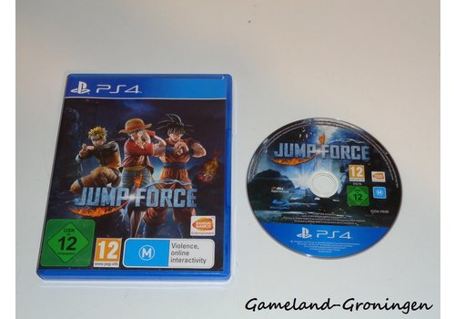 Jump Force (Complete)