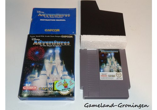 Disney's Adventures in the Magic Kingdom (Compleet, FRA)