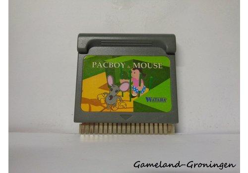 Pac Boy & Mouse