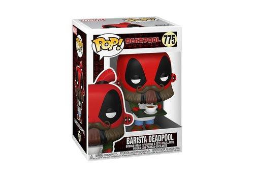 Deadpool 30th Anniversary POP! - Barista Deadpool