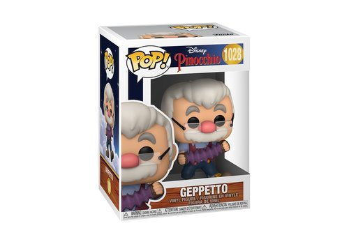 Pinocchio POP! - Geppetto