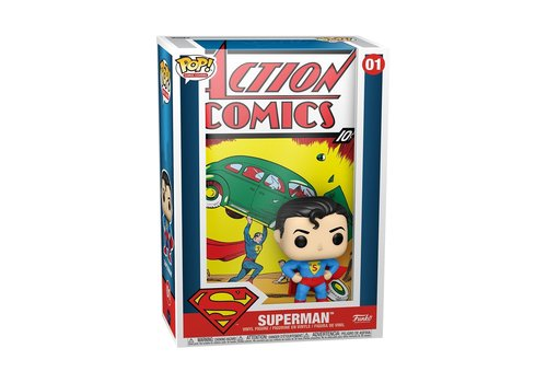 Comic Cover POP! - DC - Superman Action Comics