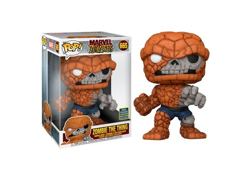 Marvel Zombies POP! - The Thing 10 Inch