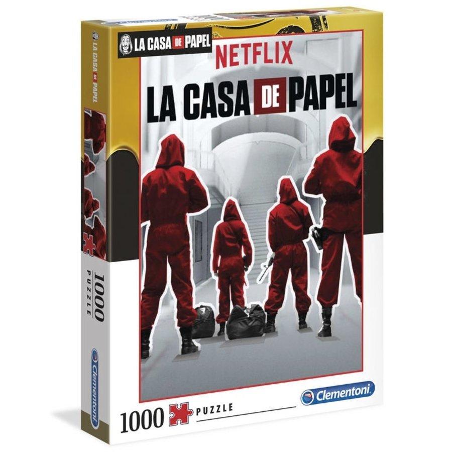 La Casa de Papel - Puzzle (New)