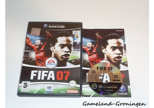 FIFA 07 (Complete, HOL)