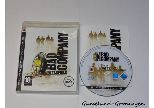 Battlefield Bad Company (Complete)