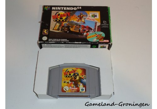 Blast Corps (Boxed, NFAH)