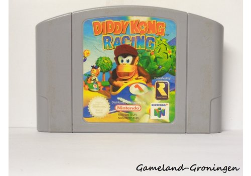 Diddy Kong Racing (EUR)
