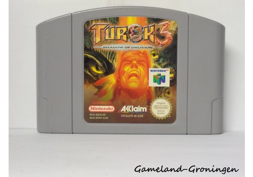 Turok 3 Shadow of Oblivion (EUR)
