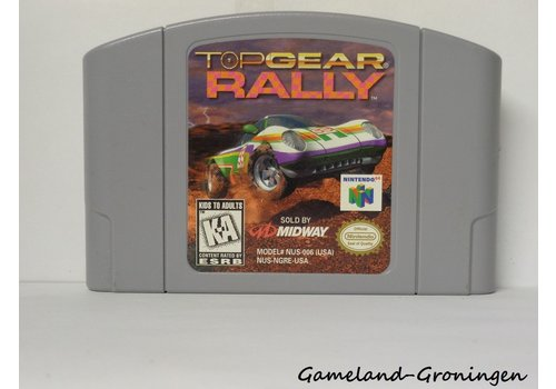 Top Gear Rally (NTSC / USA)