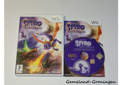 The Legend of Spyro The Rise of a Dragon (Complete, HOL)