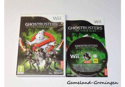 Ghostbusters The Video Game (Complete, HOL)