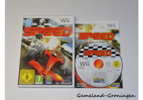 Speed (Complete, EUR)