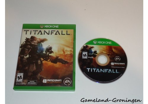 Titanfall (Compleet, NTSC)