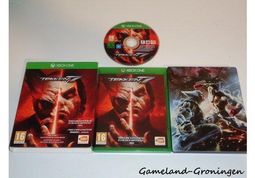 Tekken 7 Steelbook Edition (Complete)