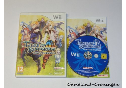 Tales of Symphonia Dawn of the New World (Complete, UKV)